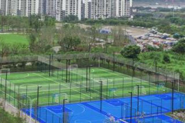 """重庆利用""""边角地""""建成70个社区体育文化公园"""