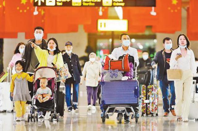 中秋国庆假期 重庆江北国际机场迎送旅客108万人次