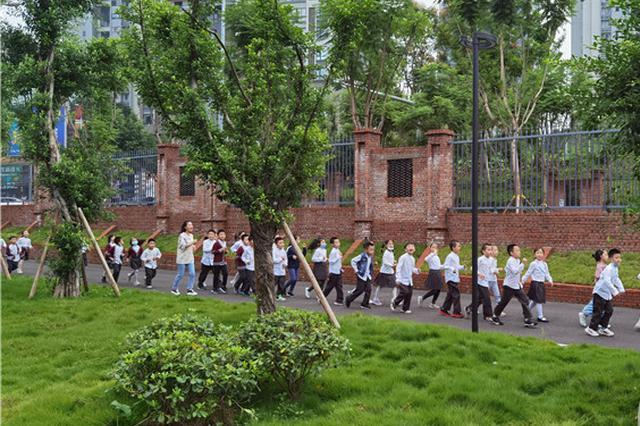 中小学生每周至少3小时高强度活动 重庆学校怎么做