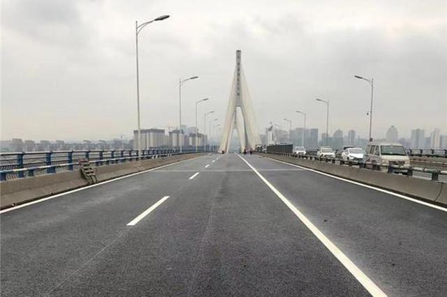 历时135天 内环快速路道路综合整治一期工程恢复通车