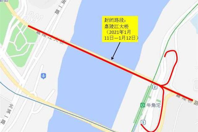 今日起黄花园大桥等4座桥梁例行检测 禁止车辆通行
