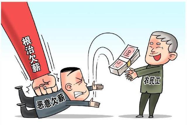 重庆启动根治欠薪冬季专项行动 各区县投诉电话来了
