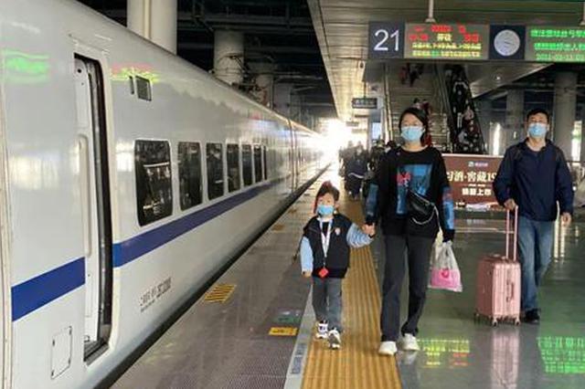 重庆北站加开多趟到万州涪陵列车