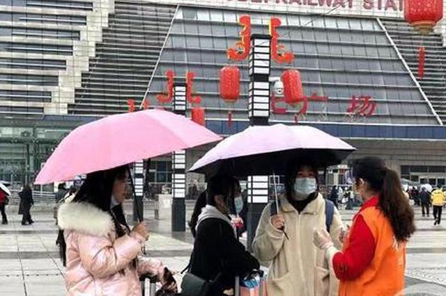 返工返学期间 重庆火车北站日均客流量逾15万人次