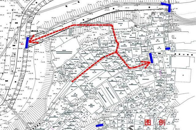 提醒!磁器口古鎮景區這些道路4月起封閉施工