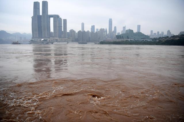 重庆今年入汛可能较往年偏早 大部分河流将出现洪水