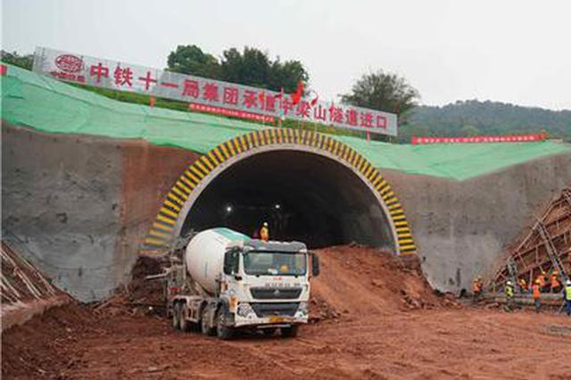 渝昆高铁川渝段全面开工 看看哪些区县将新建高铁站