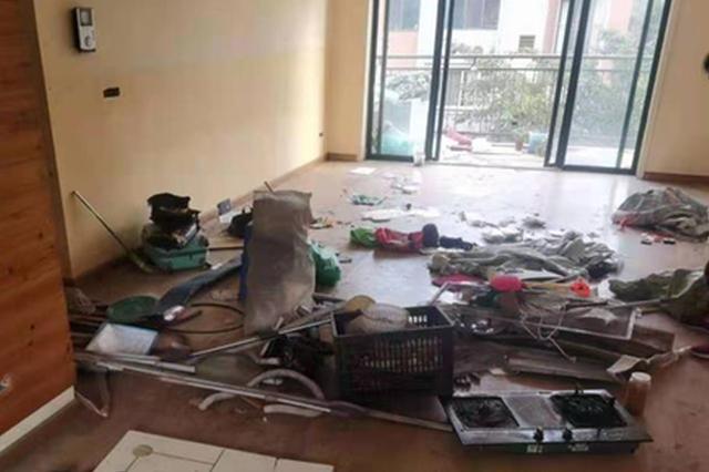 重庆:男子房屋被依法拍卖后恶意破坏 法院开出罚单
