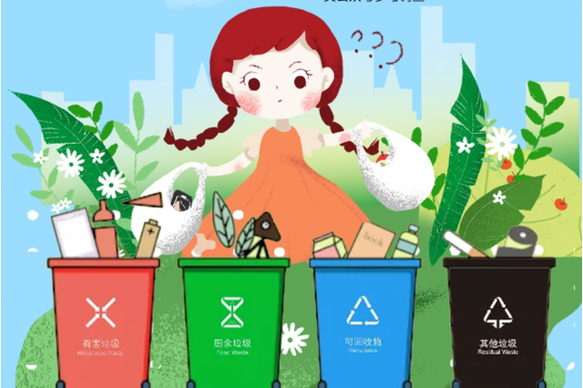 你的意见很重要!重庆2021年生活垃圾分类民意调查启动