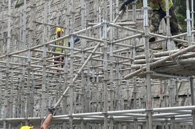 重庆13条轨道交通工程进展顺利 9号线一期有望6月底前轨通
