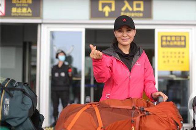 8848.86米!52岁重庆姐姐成功登顶珠峰