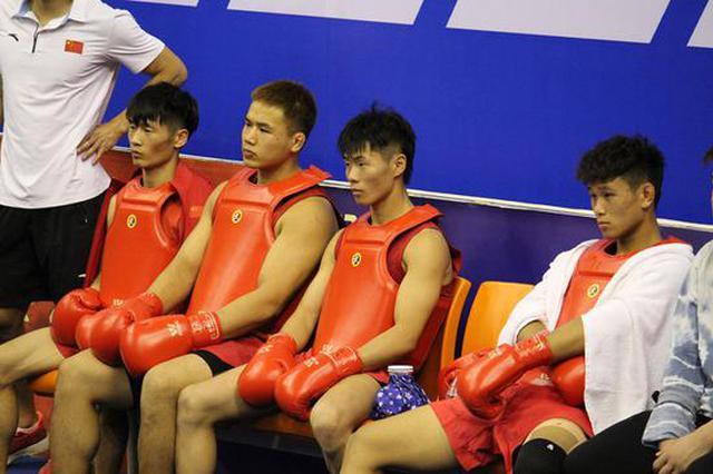 重庆散打9人3项目进入全运会决赛 创历史最好成绩