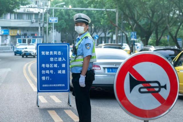 重庆交巡警发布高考出行提示 提醒市民关注实时路况