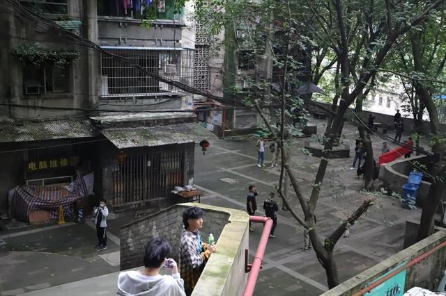 """城市""""美颜""""!重庆启动30个城市老旧片区改造试点"""