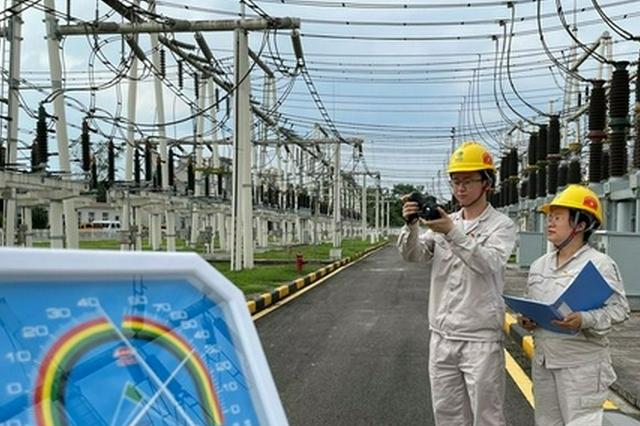 2347万千瓦!重庆电网用电负荷创历史新高