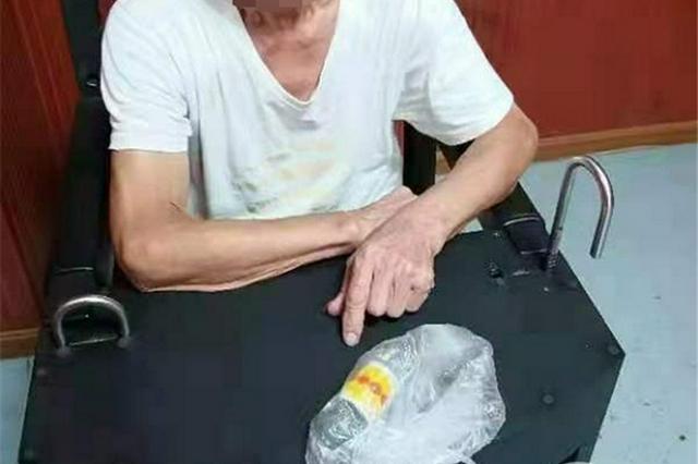 重庆:男子从30层楼抛下酒瓶 砸中路人致颅内出血