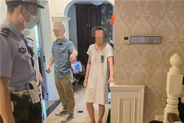 重庆14岁男生因手机动手打母亲 父亲劝不开无奈报警