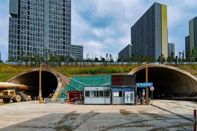 甘悦大道渝北段隧道工程双洞顺利贯通 全线有望2022年建成通车