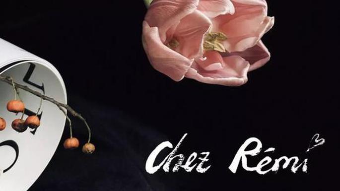 黑米与花 用花用双手感受生活