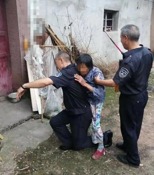 渝北区公安局供图