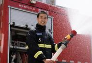 南岸消防优秀基层带兵人 谭朗