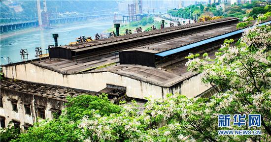 重庆将新添一座文创园 洋炮局1862文创园开建