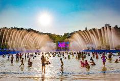 清凉一夏:玩转乐和乐都水上乐园