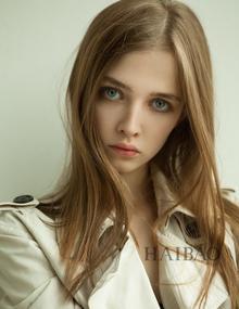 俄罗斯模特Alisa Brunevich