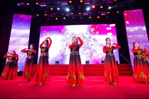 新疆舞《一杯美酒》
