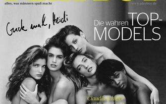 90年代超模合影将被拍卖 网红跟超模差了20年经典