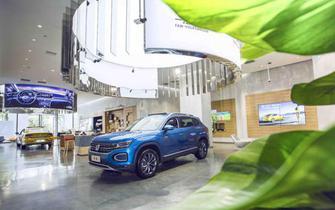 一汽-大众Volkswagen Space落户重庆