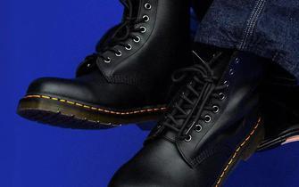 马丁靴是超好搭的鞋
