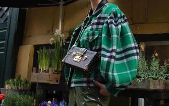 杨幂欧阳娜娜都在穿的外套shacket 是什么