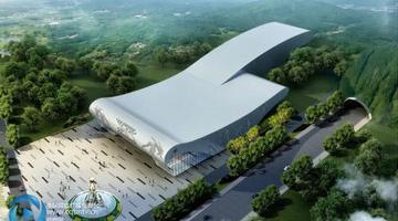 重庆最大室内滑雪场7月底建成投用