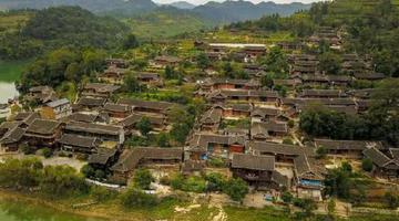 重庆这里藏着一座600年土家山寨