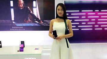 重庆国际手机展开幕 揭秘手机黑科技