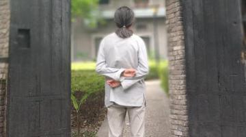 重庆奇人葛仲明:守护测候亭的石门老人
