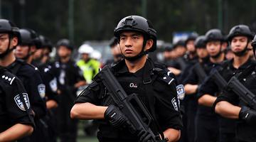 lovebet app公安启动全警实战大练兵
