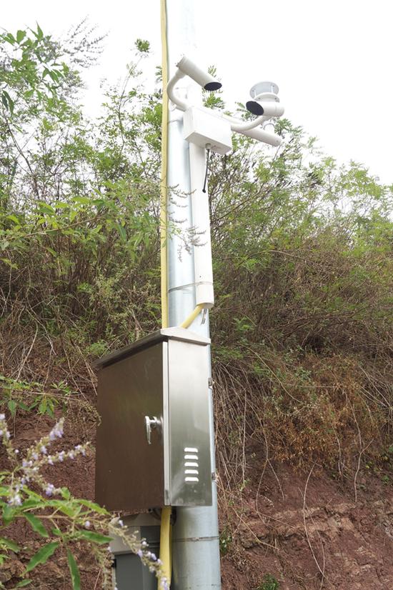气象检测设备
