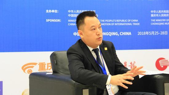 瀚华金控股份有限公司副总裁李轩