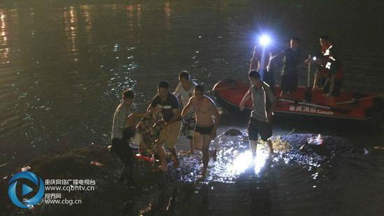 四名成年人相约耍水  一女子不幸溺亡