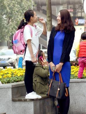 1米88!重庆最高女律师