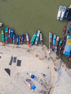 开渔了!重庆禁渔期结束 渔民大忙
