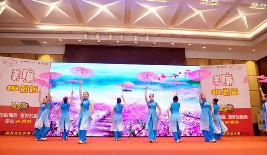 自由舞蹈竞演集锦