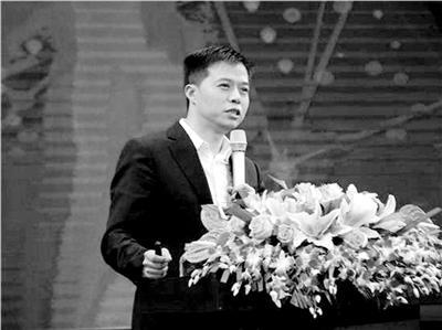 ▲用友网络科技股份有限公司执行总裁陈强兵 受访者供图