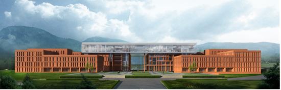 中国科学院大学重庆学院 (源:水土园区)
