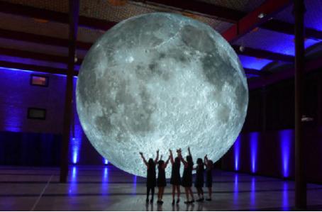 月球博物馆