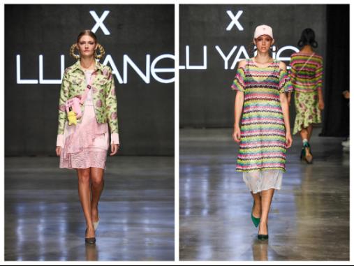 中国设计师杨露携同名品牌闪耀纽约时装周