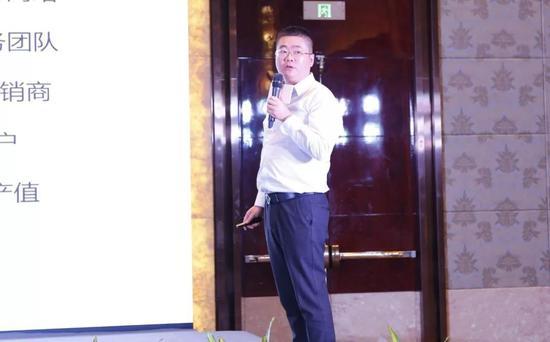 四川众汇金控集团有限公司副总裁 杨超