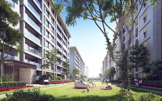 万科城市花园丨城势而起 再造经典